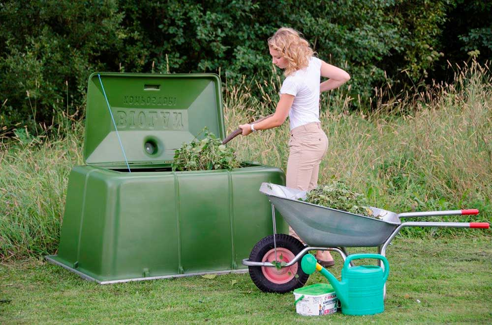 Kompostin toiminta